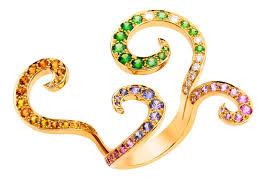 beautiful fingers rings images Oiseaux de paradis between the finger ring van cleef arpels jpg