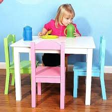 Kids Wooden Table And Chairs Set Dining Table Childrens Dining Table And Chair Set Wooden Outdoor