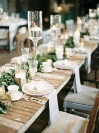 table mariage décoration de tables de mariage les plus belles tendances