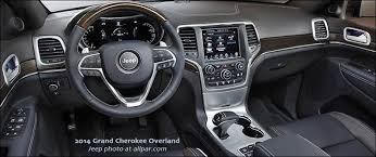 luxury jeep interior 2014 2017 jeep grand cherokee the flagship jeep luxury suv