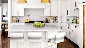 Kitchen Charleston Antique White Kitchen Cabinet Featuring Gray Kitchen Inspiration Southern Living