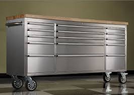 24 Drawer Storage Cabinet by 96 Inch Large Stainless Steel Tool Chest With 24 Drawers View