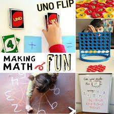 25 math activities for kids who math