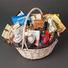 gift baskets denver snack deluxe basket in denver co sophisticated blooms