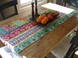 how to make table runner at home loft cottage diy how to make a no sew table runner from dinner
