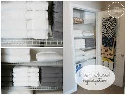 linen closet organization inspire home design