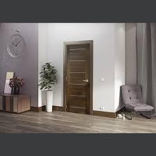 Walnut Interior Door Valencia Walnut Door Walnut Valencia Fully Finished Door