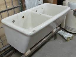 cast iron laundry sink the awesome of vintage utility sink tedx decors