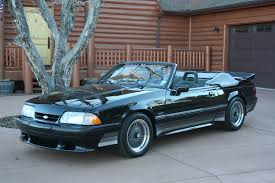 1988 convertible 88 0516 offered on ebay saleen owners and