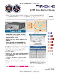 Radio Base Station Equipment For Gsm Snowden Leak Nsa Ant Catalog Mobile Radio Mobile Phones