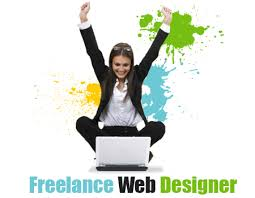 freelancer designer finding freelancing in it like webdesign web development
