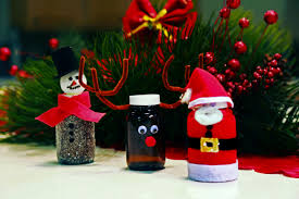 winter crafts 3 christmas decorations you can make with your kids