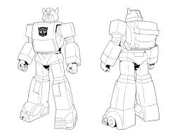 transformers devastation bumblebee concept art