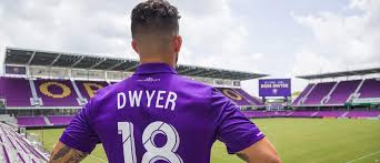 Seeking Orlando Dom Dwyer Seeking Success With No 18 Orlando City Soccer Club