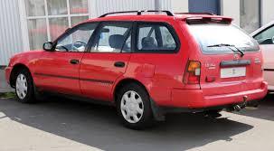 1999 Corolla Hatchback 1996 Toyota Corolla Information And Photos Zombiedrive