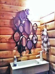 cabin bathroom cabin crush