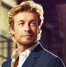 blond hair actor in the mentalist simon baker as patrick jane in the mentalist gorgeous men