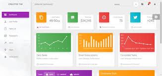 bootstrap design 20 free bootstrap admin dashboard templates