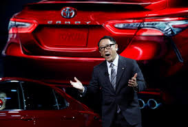toyota motor group under u s pressure on trade japan scrambles ahead of white house