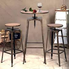 Lifetime Bistro Table Adjustable Bistro Table Height Lifetime Small Lilwayne Info