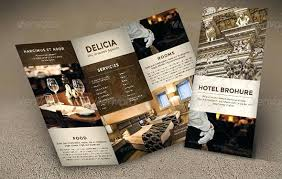 free templates for hotel brochures template hotel brochure template