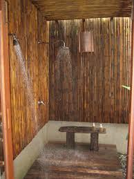 Outdoor Shower Room - outdoor shower diy outdoor shower pinterest showers bamboo