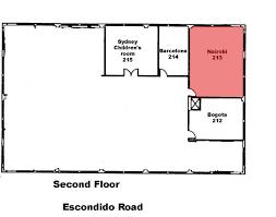 Conference Room Floor Plan Nairobi Stanford R U0026de