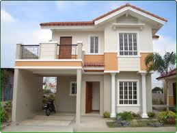 cottage home designs 2 storey house plan in philippines homes zone