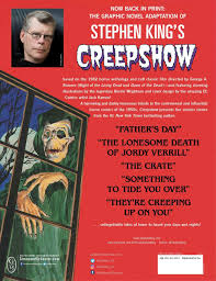 Halloweentown Series In Order by Take A Peek Inside The Reprint Of The Creepshow Graphic Novel