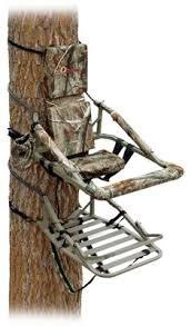 api outdoors alumi tech grand slam climbing treestand
