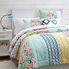 Girls Patchwork Bedding by Palm Springs Patchwork Quilt Multi Twin Palm Springs