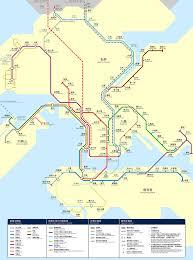 future map of the hong kong mtr