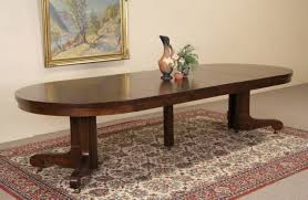round dining table for 6 with leaf sold oak 4 round 1900 antique pedestal dining table 6 leaves