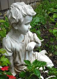 1443 best garden ornament images on garden