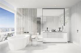 modern master bathroom with flush u0026 high ceiling zillow digs