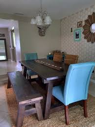 home project dining room makeover within the grove believe it or not it took me about 6 months to finally settle on a rug and the type of chairs to accompany our farmhouse table