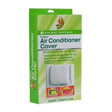 Wall Mounted Indoor Ac Unit Duck Brand Indoor Air Conditioner Cover Walmart Com