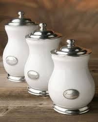 kitchen canisters and jars ceramic canister set hearts crosby tin woodsman