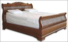 sleigh bed plans queen sized