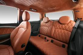 orange bentley interior take that goodwood vilner u0027s mini cooper s inspired by bentley