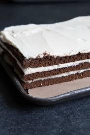 mini chocolate bourbon caramel layer cakes the epicurean