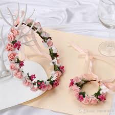 flower band 2018 flower band summer seaside flowers hair band