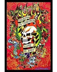 don t miss this deal on framed ed hardy is certain is