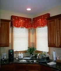 Kitchen Sink Window Treatments - corner windows