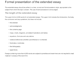 sample extended essay ib extended essay examples trueky com essay free and printable ee word limit info png