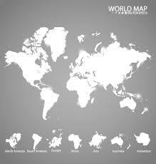 world map vector free white world map creative vector free vectors ui