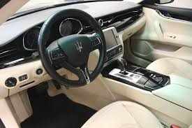 maserati steering wheel driving used 2015 maserati quattroporte stock p3419a ultra luxury car