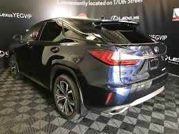 suv lexus 2017 pre owned 2017 lexus rx 350 demo unit executive package 4 door