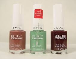 3 revlon brilliant strength nail color polish 0 4 fl oz 190 210