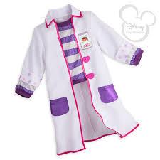 doc mcstuffins costume precious products disney store doc mcstuffins costume for kids